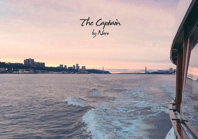 """Naro: """"The Captain"""" draws your soul into tunneling vortex of gorgeous piano notes"""