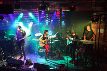 GREYE-Band