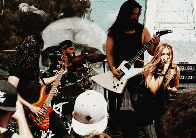 """Art of Decay: """"The Rise"""" shifts between heavenly atmospheres and brutal heaviness"""