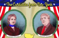 "American Pioneer Singers: ""The Candidates from New York"" – campaign songs to stand or fall by!"