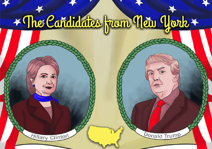 """American Pioneer Singers: """"The Candidates from New York"""" – campaign songs to stand or fall by!"""
