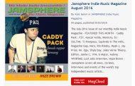 Jamsphere Indie Music Magazine August 2016