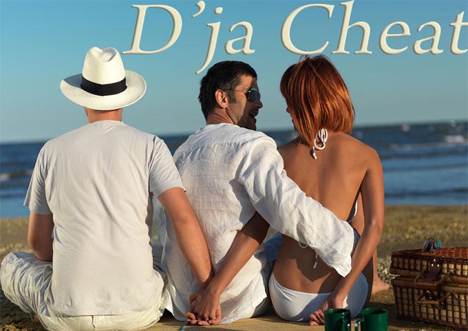 """Sarantos: """"D'ja Cheat"""" – another step towards the big arena!"""
