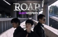 "Sleep Keepers: ""ROAR!"" flirts with the concept of ever-changing timbres and sounds"