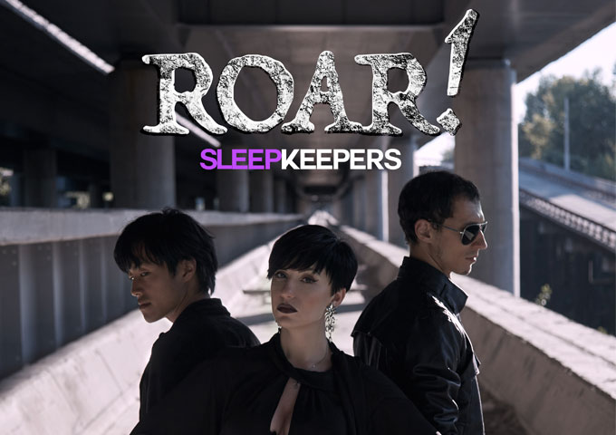 """Sleep Keepers: """"ROAR!"""" flirts with the concept of ever-changing timbres and sounds"""