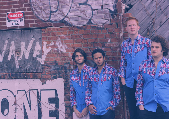 The YeahTones – A Tumultuous 4-piece Pummeling Titan, Equal Parts Classic and Psychedelic Rock