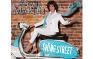 "DEANA MARTIN RELEASES HIGHLY ANTICIPATED ""SWING STREET"" ALBUM!"