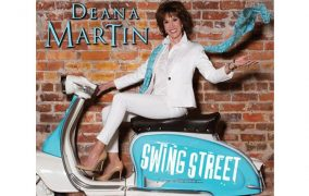 """DEANA MARTIN RELEASES HIGHLY ANTICIPATED """"SWING STREET"""" ALBUM!"""