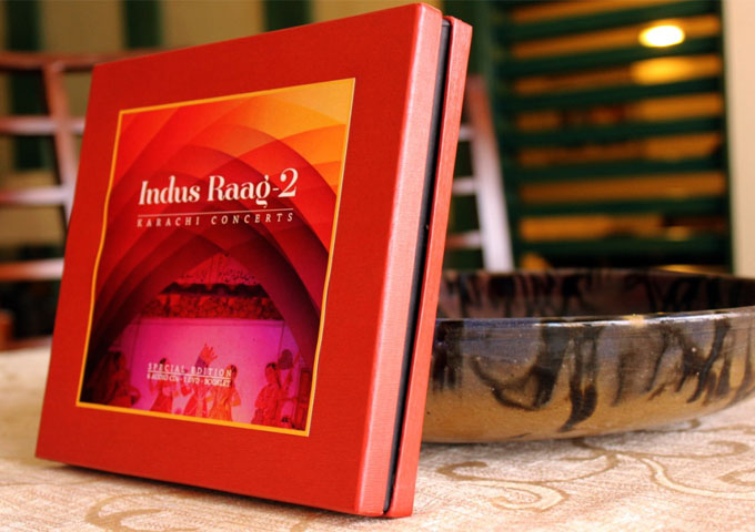 """Indus Raag 2 – Karachi Concerts"" – a cohesive burst of Indo-Pak classical, folk and world fusion creativity!"