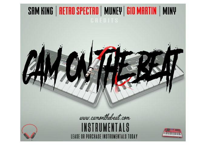 Cam On The Beat for the Best Rap Instrumentals!