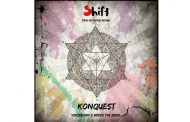 "KonQuest (VerseBorn & Wreck The Rebel):  ""Shift"" – a blistering sensory experience!"