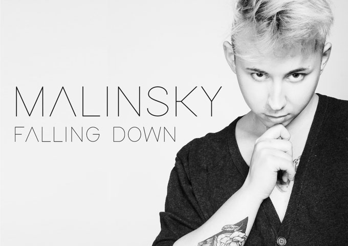 "Malinsky: ""Falling Down"" – layers on layers of amazingly crafted electro-pop"