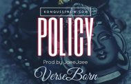 "VerseBorn: ""Policy"" – focused, thematic, and still accessible!"