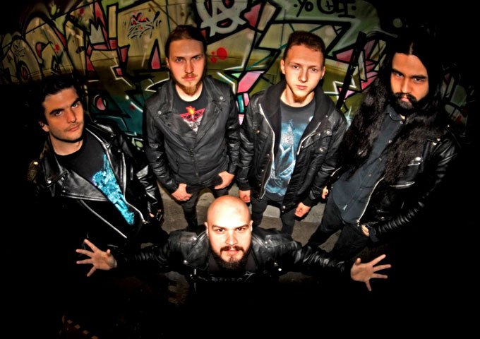 """Progressive Metalband Relinquished introduce their new Single """"Sinister Dreams"""""""