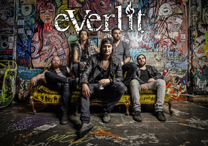 "Everlit: ""Renovate""- grooving, thick driving rock tunes!"