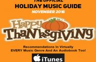 The Official Holiday Music Guide Of iTunes Download Releases For Nov. 2016