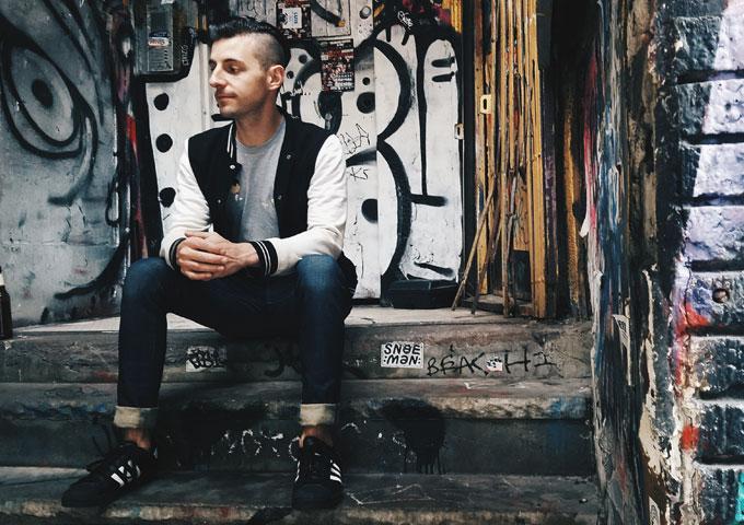 """Jared Mancuso: """"Superdope"""" – an essential alternative rock album!"""