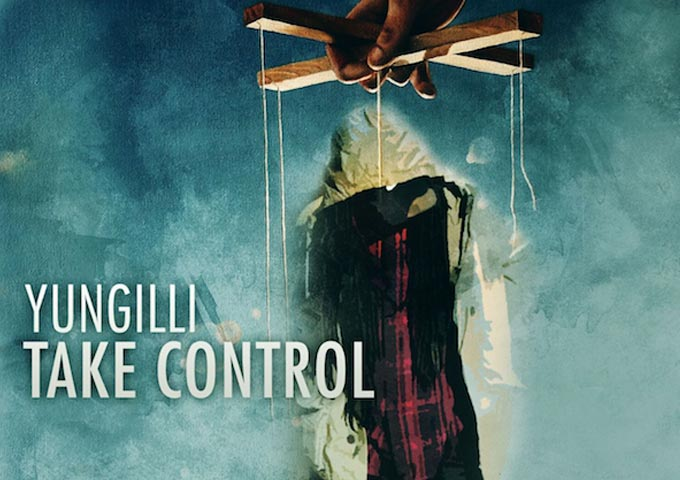 "Yung Illi: ""Take Control"" – perfectly manicured to show integrity!"
