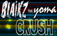 "Blaikz: ""Crush"" ft. YOMA pops and sparkles crisply!"