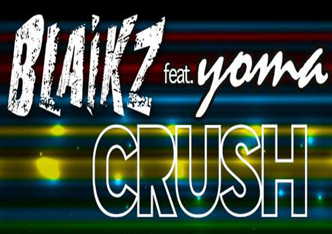 "Blaikz: ""Crush"" ft. YOMA pops and sparkles crisply!"