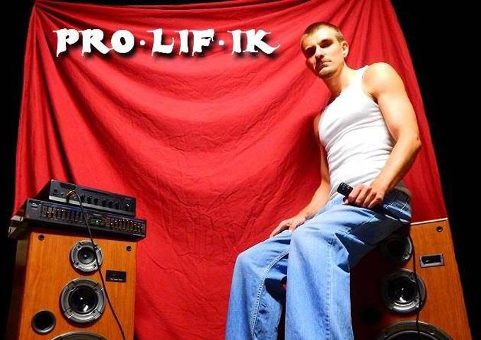 """Pro-Lif-ik: """"Devil On My Shoulder"""" – a 12-track head-bobber!"""