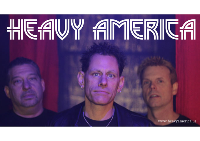 "Heavy AmericA: ""Pray For Me"" – more than the sum of their influences!"