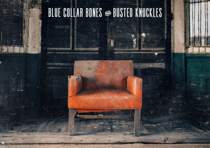 """Jason Springs: """"Blue Collar Bones & Busted Knuckles"""" – just sit and listen, redemption will follow!"""