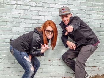 Lindsay Cardy & Michael Obrycki