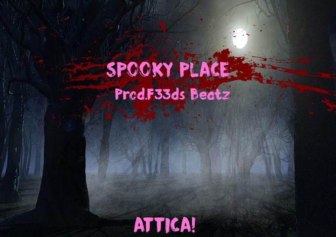 """ATTICA! """"Spooky Place"""" – an immediately gratifying project!"""