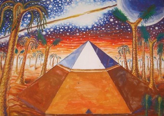 "Chames: ""Self-Actualization"" – an inward spiritual journey!"