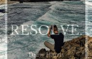 "Drew Harris: ""Resolve"" – stream of passion, in a storm of sound!"