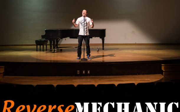 """Reverse Mechanic: """"This Hole In My Throat"""" (feat. Michael Shynes) is full of depth!"""