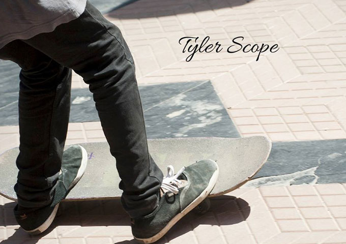 "Tyler Scope: ""Scruff Face Slayer"" (Prod. Knxwledge) – a relentless snap-to-attention gambit"