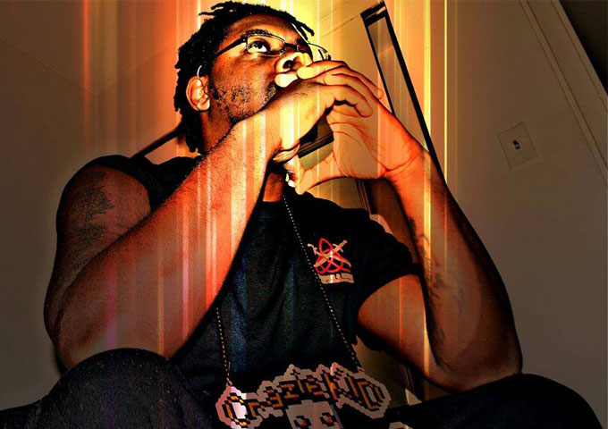 Interview with Philadelphia's own Crazie K!D AnonYmouS