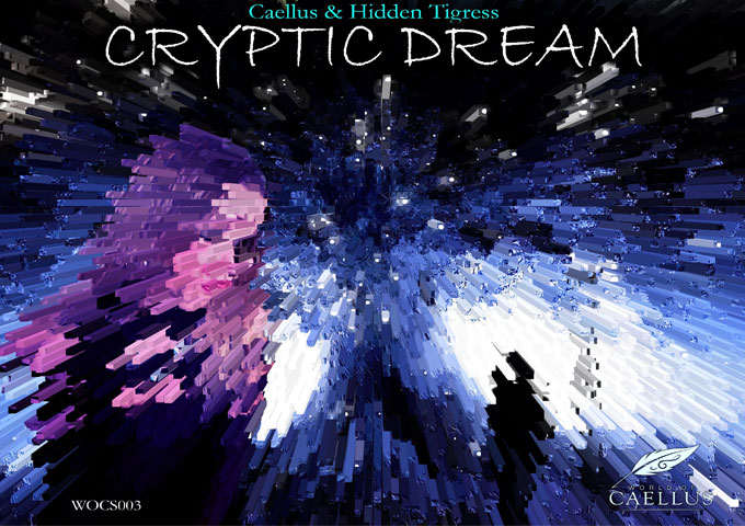 """Caellus & Hidden Tigress: """"Cryptic Dream"""" – as sensual as it is intoxicating and cinematic!"""