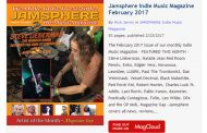 Jamsphere Indie Music Magazine February 2017