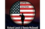 """Richard Lynch and Ronnie McDowell: """"Love Tattoo"""" – a military tribute duet"""