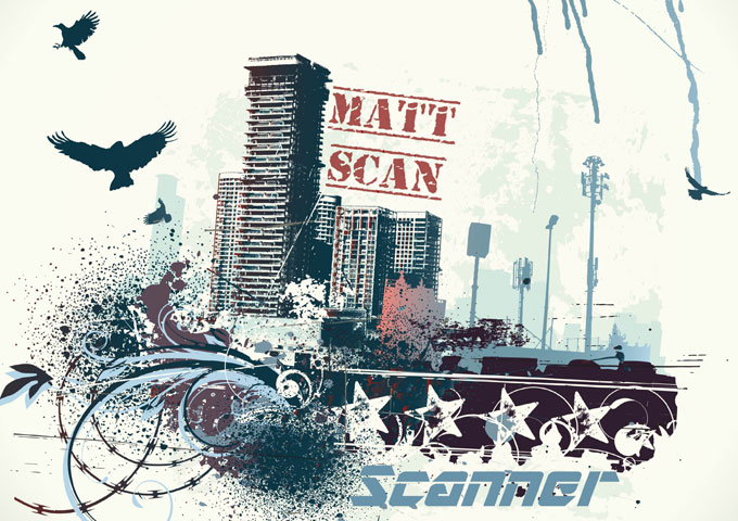 "Matt Scan: ""Scanner"" – no shortage of well executed concepts!"