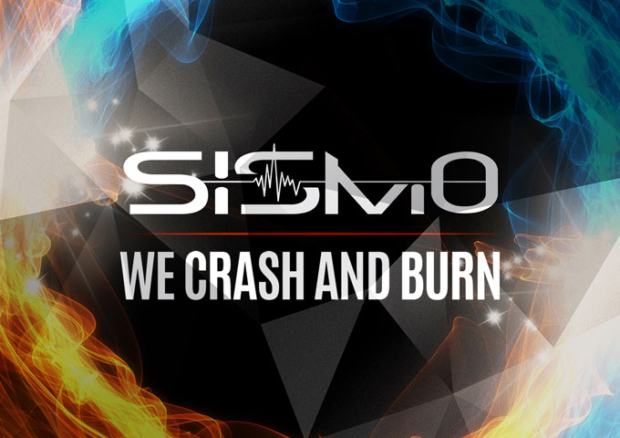 Sismo Releases Debut Studio Endeavor, 'We Crash And Burn'