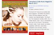 Jamsphere Indie Music Magazine March 2017