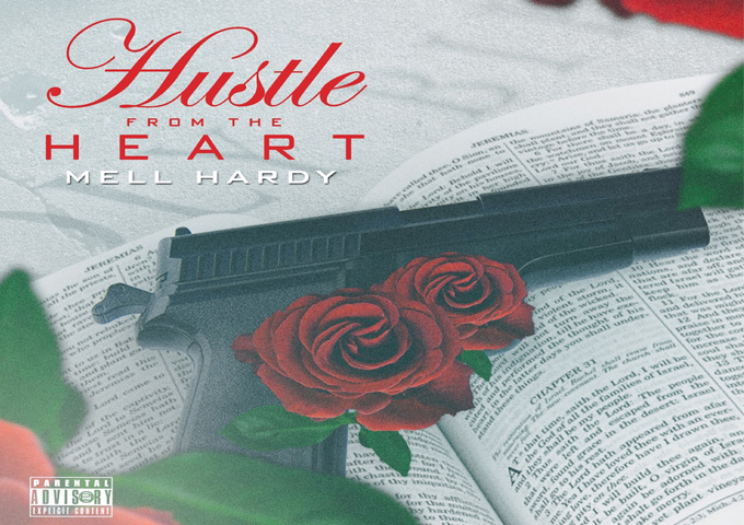 """Mell Hardy: """"Hustle From The Heart"""" – brilliantly-crafted stories!"""