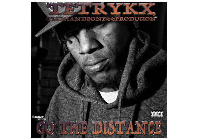 """Tetrykx: """"Go The Distance"""" examines his grind and his resilience"""