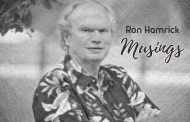 "Ron Hamrick: ""Musings"" expresses his thoughts and feelings from everyday life"