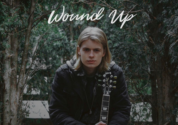 "Shane Guerrette: ""Wound Up"" – a soulful exploration of blues-induced indie"