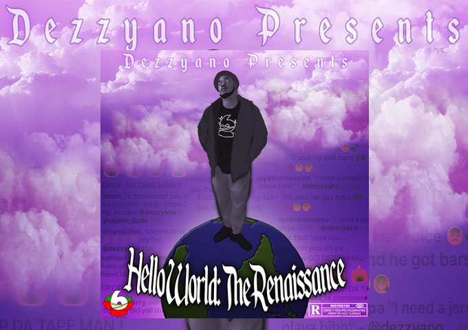 """Dezzyano: """"Hello World: The Renaissance"""" jumps right out of the speakers and grabs you by the throat!"""