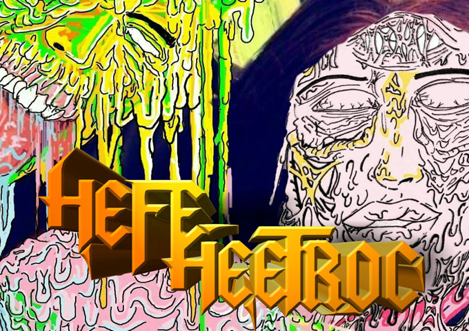 "Hefe Heetroc: ""The Shadow Cabal of the 8 Oligarchs"" is a writhing package of alternative rap"
