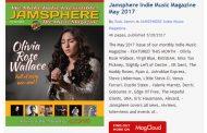 Jamsphere Indie Music Magazine May 2017
