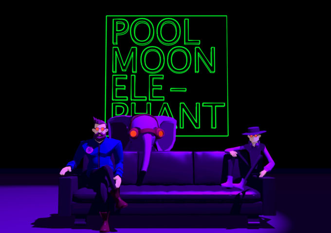 "POOL MOON ELEPHANT: ""FLUKY ISLAND"" – creative energy and blissful sonic happiness"
