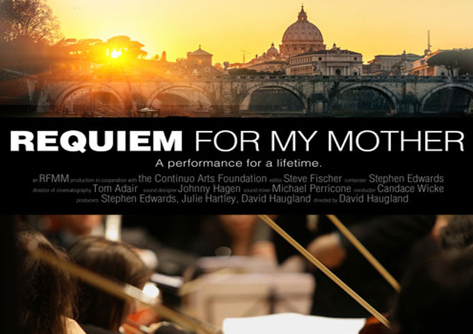 """Stephen Edwards: """"Requiem for My Mother"""" expresses poignancy and pathos"""