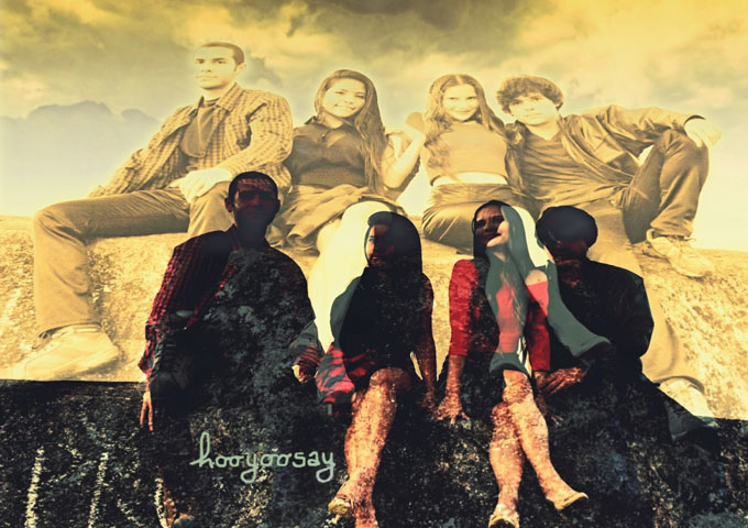 """hooyoosay: """"Mountain Air"""" – pristine, highly stylized pop arrangements"""